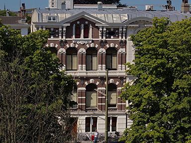 Herenhuizen omgebouwd tot appartementen | Temmink Bouwprojekten